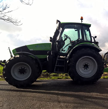 Theorie Tractor